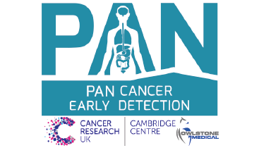 PAN cancer trial logo