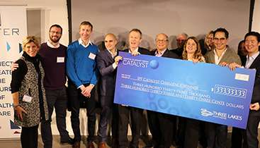 Owlstone Medical win IPF catalyst challenge