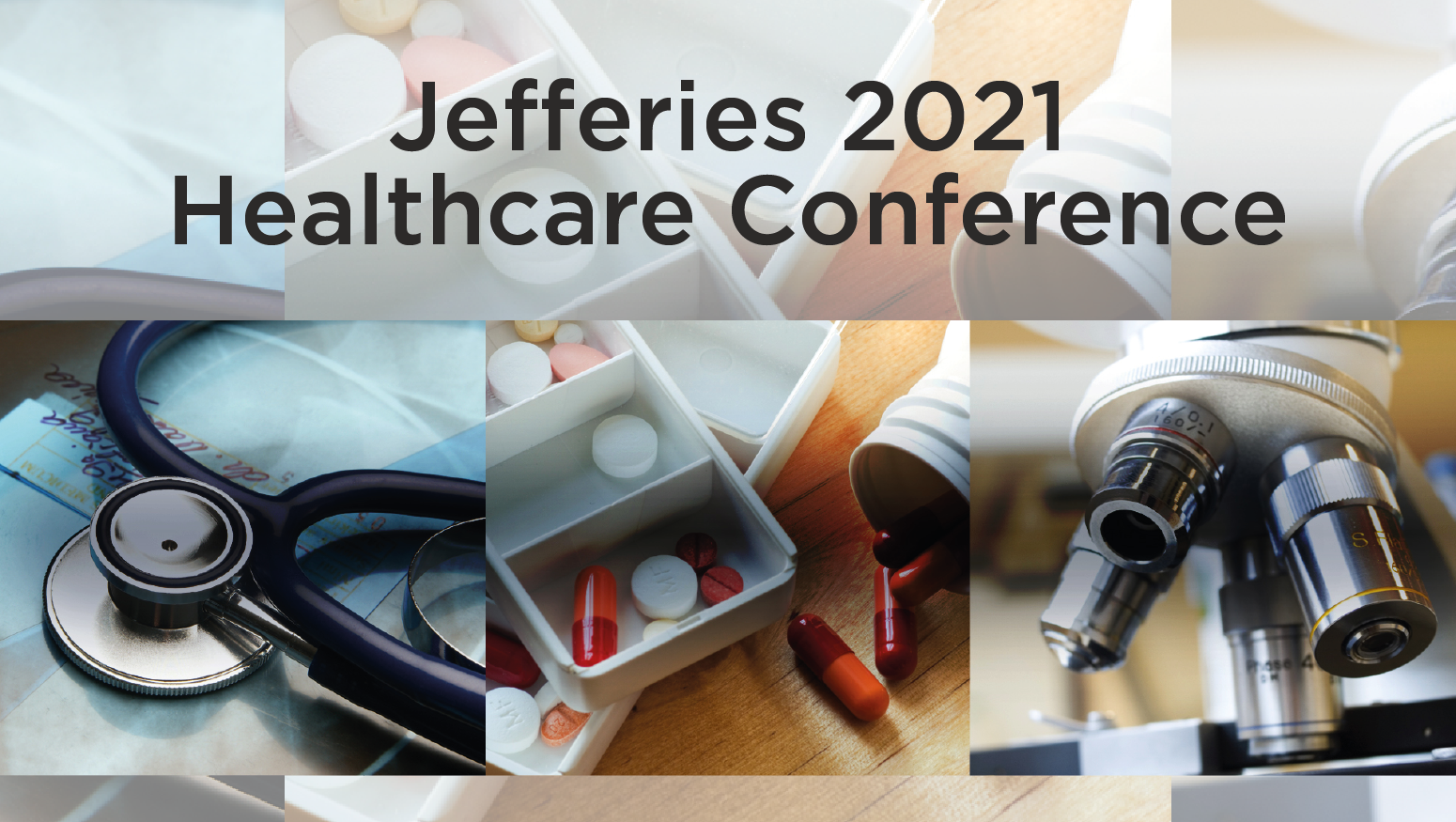 Jefferies 2021 Healthcare Conference