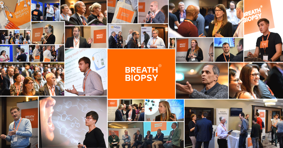 2019 Breath Biopsy Conference Montage