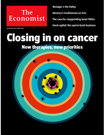 The Economist - Closing in on Cancer